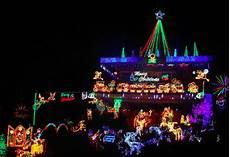 Christmas Lights On The Coast Peninsula Included On Christmas Lights Map Central Coast