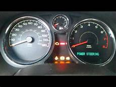 Cobalt Traction Control Light 06 Cobalt Ss Instrument Panel No Start Issue Youtube