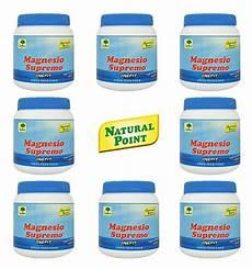 magnesio supremo assunzione magnesio naturalmente antistress point
