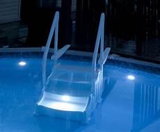 Above Ground Pool Lights Ocean Blue Ocean Blue Step Light National Pool