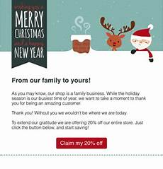 Holiday Email Templates New Holiday Email Templates Your Readers Will Love To Open