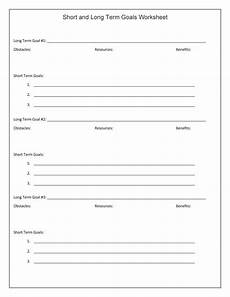 Goal Sheet Template 48 Smart Goals Templates Examples Amp Worksheets Free
