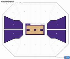 Alaska Airlines Arena Seating Chart Alaska Airlines Arena Washington Seating Guide