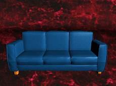 Blue Sofa Set 3d Image by Royal Blue Sofa 3d Model 3d Studio 3ds Max Dxf Files Free