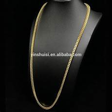 Chain Design Pattern In Gold For Ladies 2017 Hip Hop Jewelry Pvd Plating 24k 18k Gold Chain