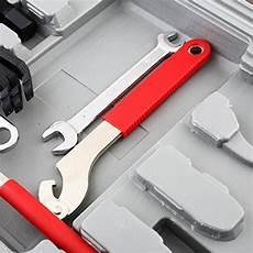 Femor Werkzeugkoffer by Femor Fahrrad Werkzeugkoffer 48tlg Fahrrad Werkzeug Set