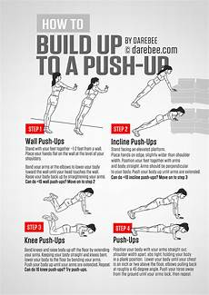 Push Up Chart For Beginners How Can I Do 1 Push Up Askmen