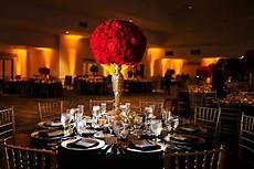 elegant red and black ta bay wedding saddlebrook