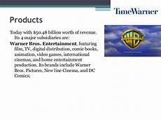 Time Warner Subsidiaries Time Warner