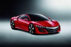 2012 acura nsx concept top speed