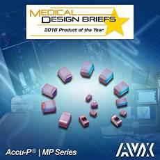 Medical Design Briefs Avx Wins Medical Design Briefs 2016 Readers Choice