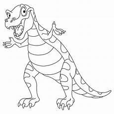 kostenlose ausmalbilder und malvorlagen dinosaurier und