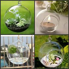 Fox Tea Light Holder Box Tea Light Holder 80mm Glass Air Plant Terrariums