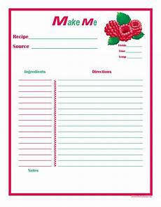 Free Cookbook Templates For Word 44 Perfect Cookbook Templates Recipe Book Amp Recipe Cards