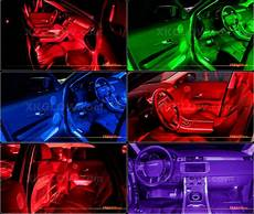 Red Led Interior Lights Red 36 Led Car Interior Seat Dashboard Trunk Underglow