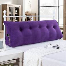 vercart sofa bed large filled triangular wedge cushion bed