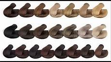 Different Shades Of Brown Hair Colour Chart Know About Medium Ash Brown Hair Color Chart Youtube