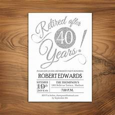 Retirement Invites Free Retirement Party Invitation Retirement Invite Printable