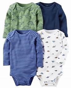 carters sleeve onesies 4 pack sleeve original bodysuits carters