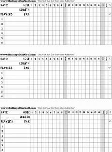 Golf Scorecard Template Download Blank Golf Score Card For Free Formtemplate