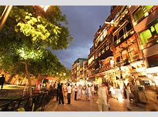 The Colorful Food Street   Lahore (Pakistan)   World for