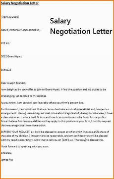How To Make A Counter Offer 8 Example Of Counter Offer Letter Salary Simple Salary Slip