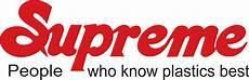 supreme logo supreme industries