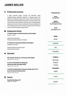 Building Your Resume Create A Perfect Resume In 5 Minutes Resume Maker Online