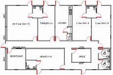 Daycare Design Layout Floor Plans For Daycare Facilities Floor Plan For Up To