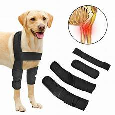 sleeve front leg canine front leg brace support compression wrap sleeve