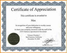 Wording For Certificate Certificate Of Appreciation Wording Task List Templates