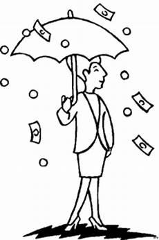 Gratis Malvorlagen Regenschirm Frau Mit Regenschirm Ausmalbild Malvorlage Comics