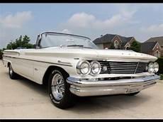 1960 pontiac bonneville convertible classic muscle car for