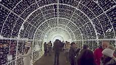 Arlington Park Christmas Lights Enchant Christmas Makes Its U S Debut At Globe Life Park