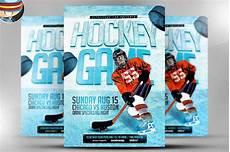 Hockey Flyer Template 25 Sports Flyer Designs Templates Word Psd Ai Apple