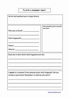 Template For A Report Found On Bing From Www Izzness Com Book Report Templates
