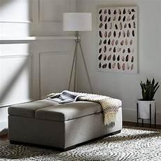 rivet fold modern ottoman sofa bed convertible ottoman
