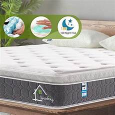 ej 4ft6 pocket sprung mattress with memory
