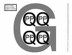 Gallon Quart Pint Cup Chart Gallon Quart Pint Cup Measurement Conversion Chart By