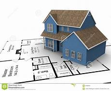 New Construction Design New House Plans Stock Images Image 2838684