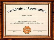 Free Award Certificate Editable Award Certificate Template Word