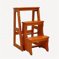 ladder stool step stool 3 step solid wood stool furniture
