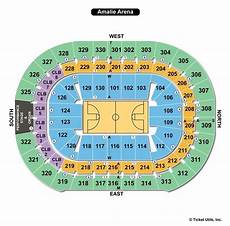 Tampa Times Forum Seating Chart Amalie Arena Tampa Fl Seating Chart View