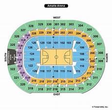 Amalie Arena Seating Chart Basketball Amalie Arena Tampa Fl Seating Chart View