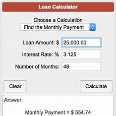 Time To Pay Off Loan Calculator Loan Calculator