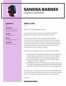 Cover Letter Closing Lines 10 Cover Letter Templates And Expert Design Tips To