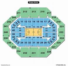 Usair Arena Seating Chart Rupp Arena Seating Chart Seating Charts Amp Tickets