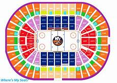 New York Islanders Coliseum Seating Chart Nassau Veterans Memorial Coliseum Uniondale Ny Seating