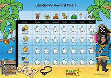 Sticker Reward Charts For Toddlers Free Reward Charts For Kids Only On Kiddycharts