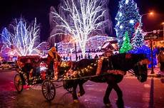 Leavenworth Wa Tree Lighting You Ll Never Forget A Trip To The Most Enchanting Town In